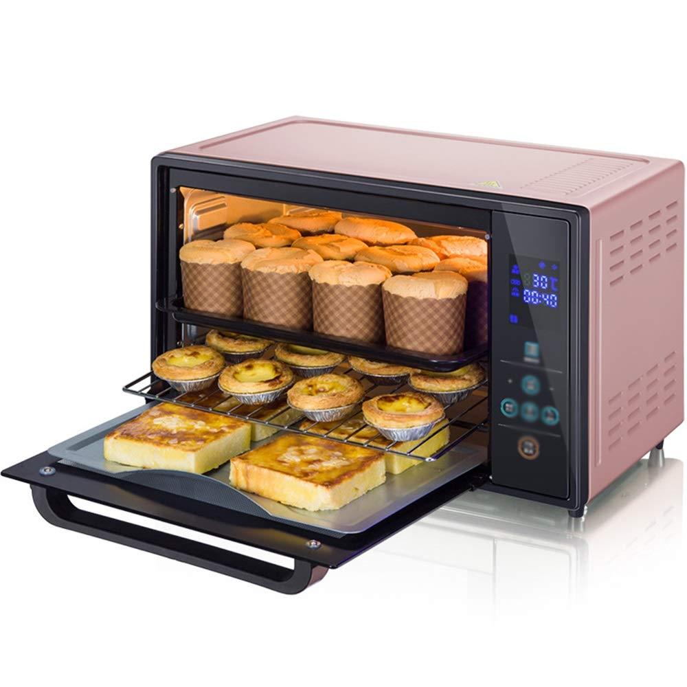THOR-YAN  オーブン -46 ミニオーブン多機能電気オーブン1度微調整スマートタッチスクリーン30リットル上下独立温度制御キッチン電気オーブン  B07Q4LLVRQ