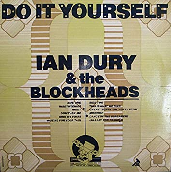 Ian dury the blockheads do it yourself lp vinyl amazon music do it yourself lp vinyl solutioingenieria Choice Image