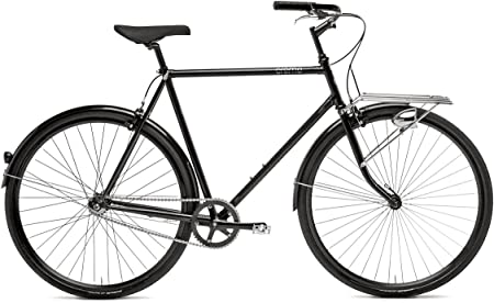 Creme BI-CRE-2104_1_59 - Bicicleta de Paseo para Hombre, 59 cm ...