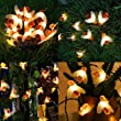 Lighting Waterproof Simulation Honeybees Decorations 4