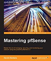Mastering pfSense Front Cover