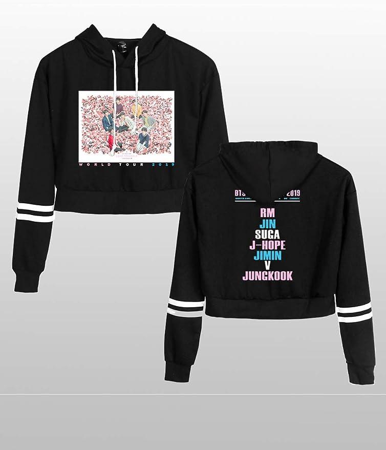 CHAIRAY Kpop BTS New Album Fake Love Same Style Hoodie Jimin Suga V Unisex Sweater