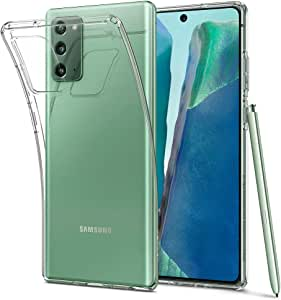 Spigen Liquid Crystal Designed for Samsung Galaxy Note 20 5G Case (2020) - Crystal Clear