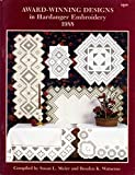 img - for Award Winning Designs in Hardanger Embroidery 1988 book / textbook / text book
