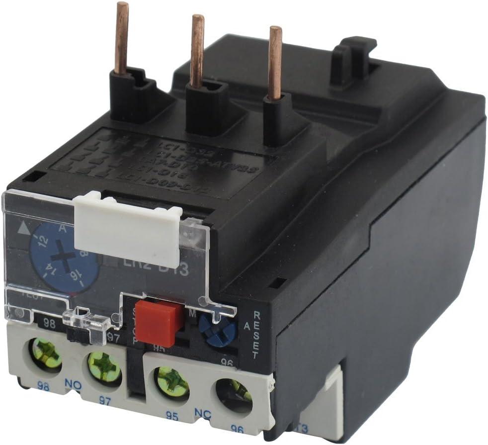 Aexit JR28-13 (التحكم الكهربائي) 18A 3 القطب 12-18A نطاق التيار الحراري الواقي (85ry295qf454) علامات الحمل الزائد