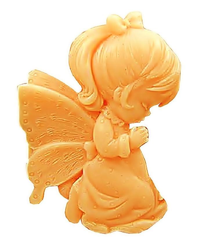 Inception Pro Infinite Molde de Silicona para Uso Artesanal del beb/é Dormido en alas de arc/ángel tambi/én Adecuado para el jab/ón