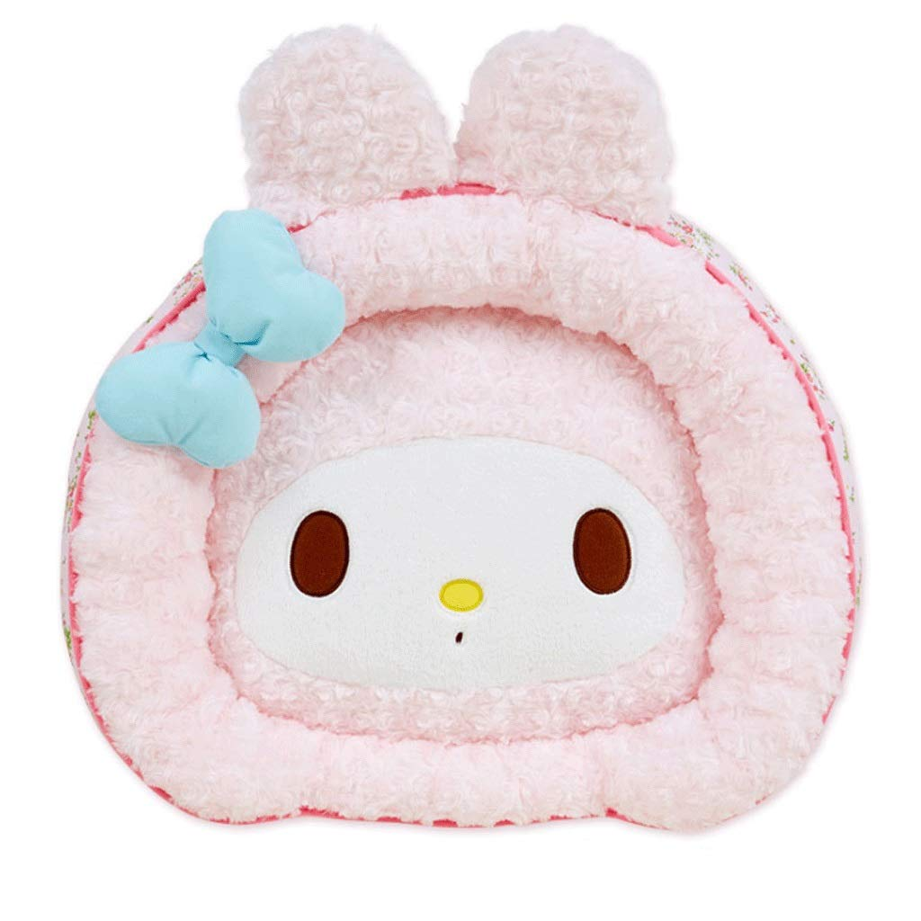 A1 S (40X30X10CM) A1 S (40X30X10CM) Pet Bed Cartoon Double-Sided Four Seasons Universal Cute Kennel Nest Dual-use Pet Supplies A+ (color   A1, Size   S (40X30X10CM))