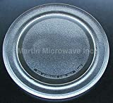 "GE Microwave Glass Turntable Plate / Tray 12 1/2 "" WB49X10021"