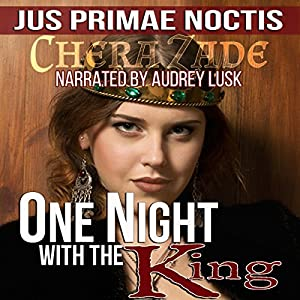 One Night With the King Audiobook