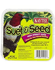 Kaytee Suet Cake Seed Pet Foodm, One Size