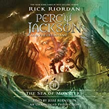 The Sea of Monsters: Percy Jackson and the Olympians, Book 2