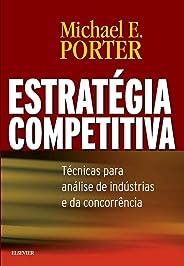 Estratégia competitiva: Técnicas Para Análise de Indústrias e da Concorrência