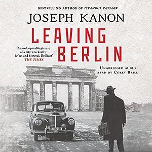 Leaving Berlin Audiobook