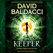 The Keeper: Vega Jane, Book 2   David Baldacci