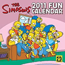 The Simpsons 2011 Fun Calendar