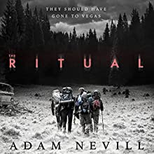 The Ritual Audiobook by Adam Nevill Narrated by David Thorpe