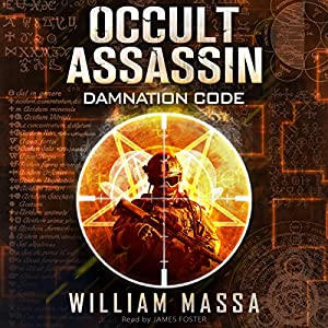 Occult Assassin #1: Damnation Code Audiobook