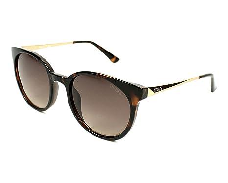 Guess GU7503 Sonnenbrille Havanna / Gold 52F 52mm Xg5NSdB6Z