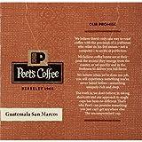 Peets Coffee Guatemala San Marcos, Medium Roast, 16ct K-Cup Pack
