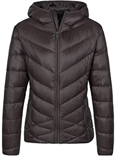 Amazon.com: Wantdo Womens Hooded Packable Lightweight ...
