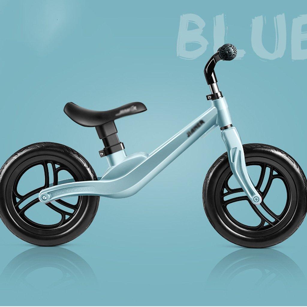 買い誠実 子供のスクータースライディングカーウォーカーベビーノーペダル自転車子供のおもちゃダブルホイール2-6歳 Blue B07FZ6L2KV B07FZ6L2KV Blue Blue Blue, 天然石 パワーストーン ラトリエ:28857400 --- a0267596.xsph.ru