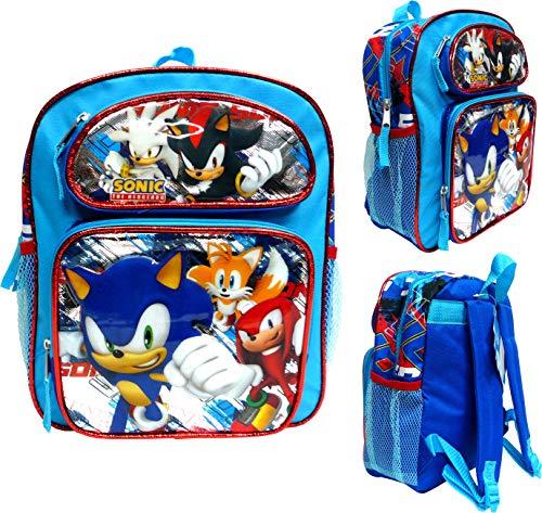 Backpack Sonic - Sonic The Hedgehog 12