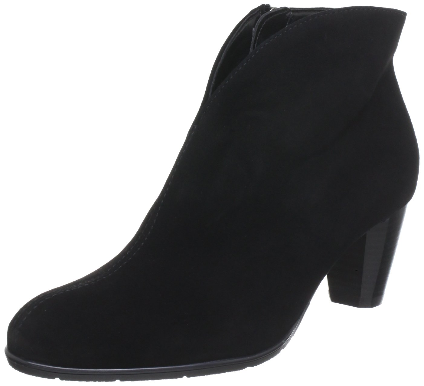 araToulouse - botas mujer39.5 EU Negro - Schwarz (Schwarz -71)