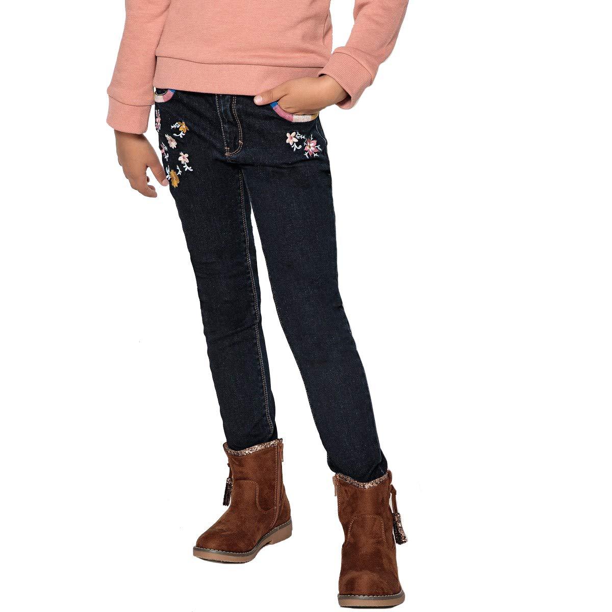 La Redoute Collections Bambina Jeans Skinny Ricamato 3 12 Anni 350114081