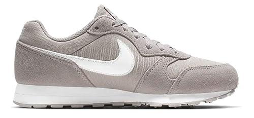 Nike MD Runner 2 PE (GS), Zapatillas de Atletismo para Niños, (