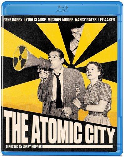 Atomic City Blu ray Gene Barry product image