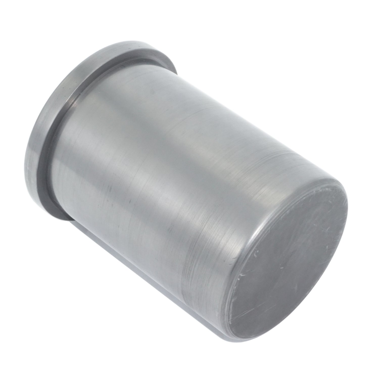 Eforlife Pure Graphite Crucible Metal Melting Gold Silver Aluminum Scrap Casting Ingot Mould (5KG - Fit a Coke Can) by Eforlife (Image #4)