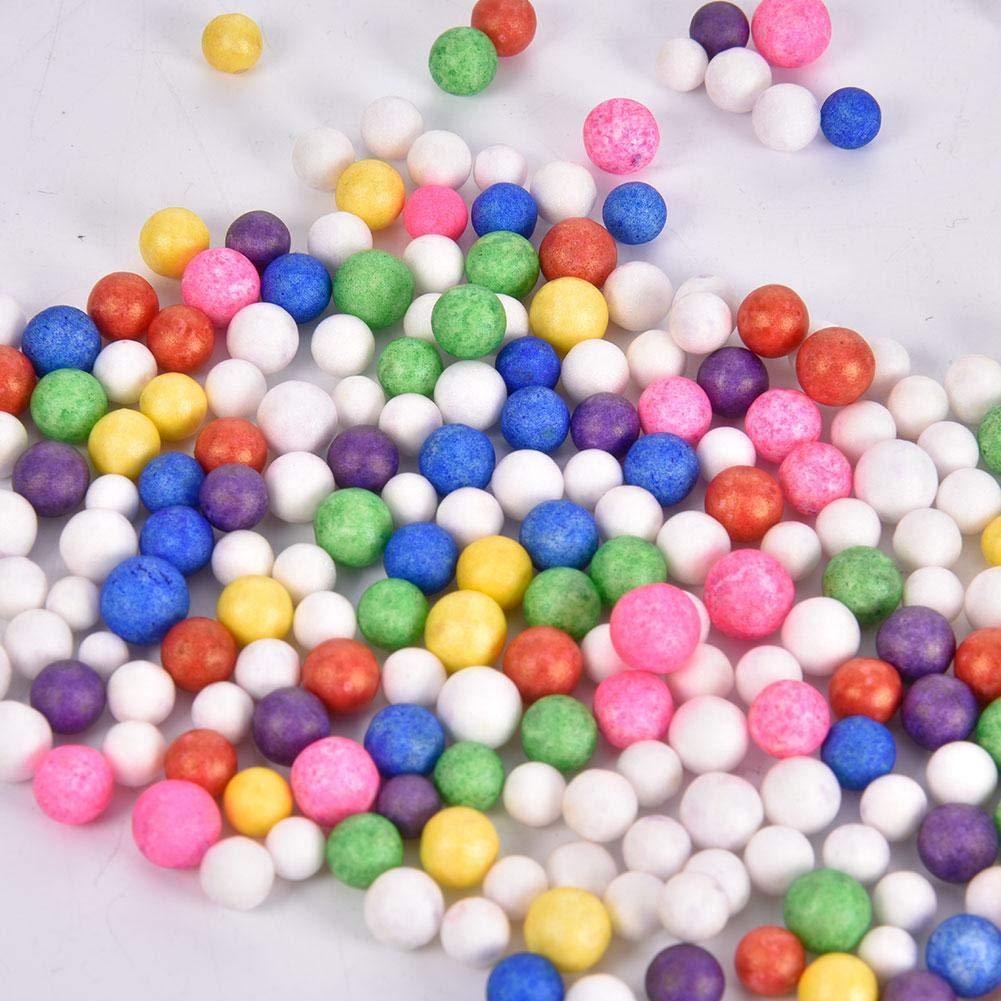 Fournitures Slime Boules de Mousse Ensemble de 96 Perles de Fishbowl Outils Slime Slime Making Kit