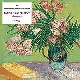 Kyпить Impressionist Bouquets 2018 Wall Calendar на Amazon.com