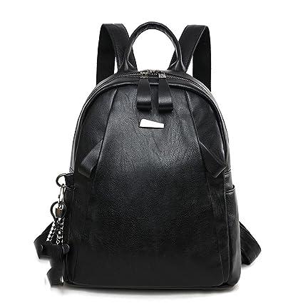 f21f94f6c3 RFVBNM Zaino per le donne Moda Causale borse Alta qualità delle signore  Zaino femminile borsa a