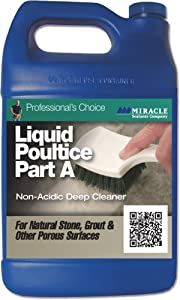 Miracle Sealants LIQGAL2 Liquid Poultice Cleaners, Gallon