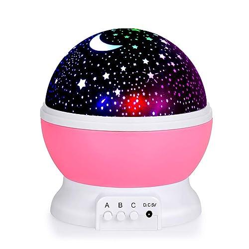 Star Night Light Projector, Baby Lights