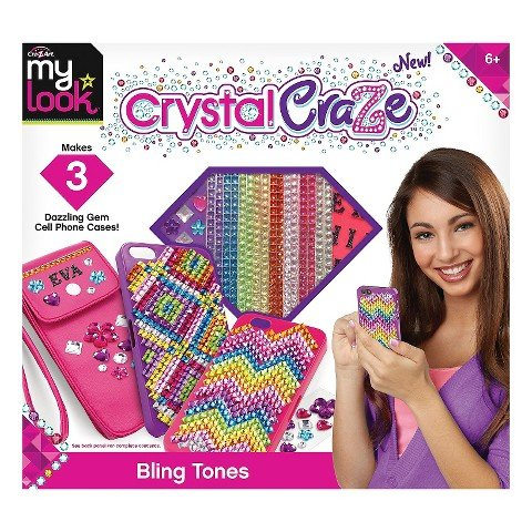 My Look Crystal Craze Bling Tones By Cra Z Art Buy Online In Cambodia My Products In Cambodia See Prices Reviews And Free Delivery Over 27 000 Desertcart