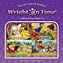 Wright on Time: Collection 1: Books 1-4 Audiobook by Lisa M. Cottrell-Bentley Narrated by Darlene Allen