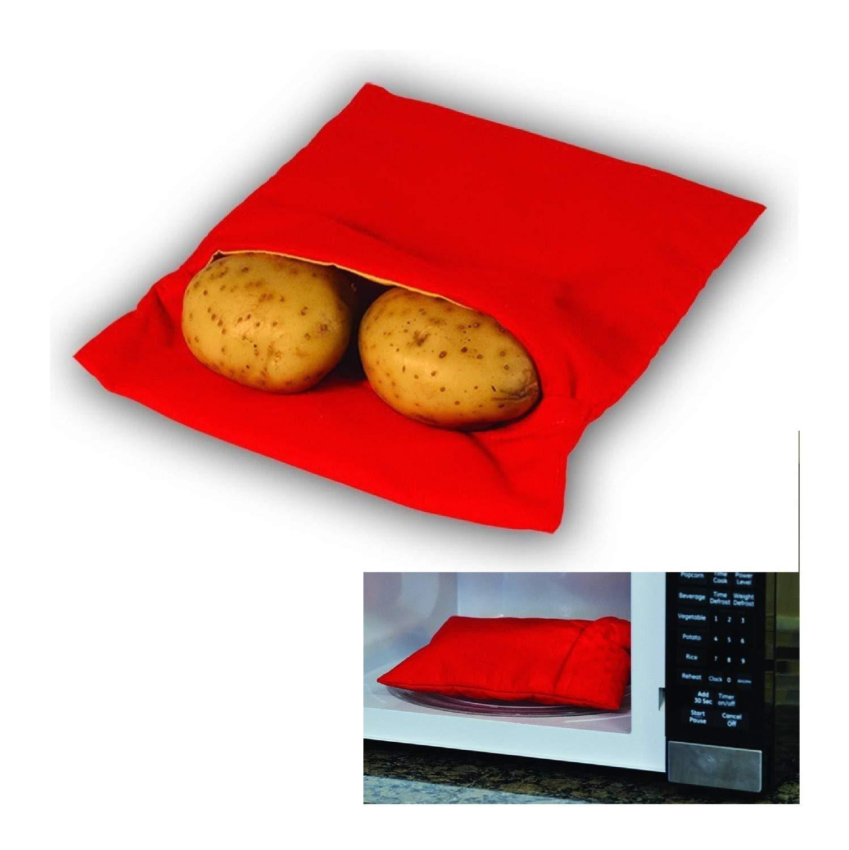 Bolsa de cocción express de patatas en el microondas: Amazon.es: Hogar