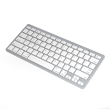 Amazon.com: iPad Bluetooth Wireless Keyboard for iPad Pro ...