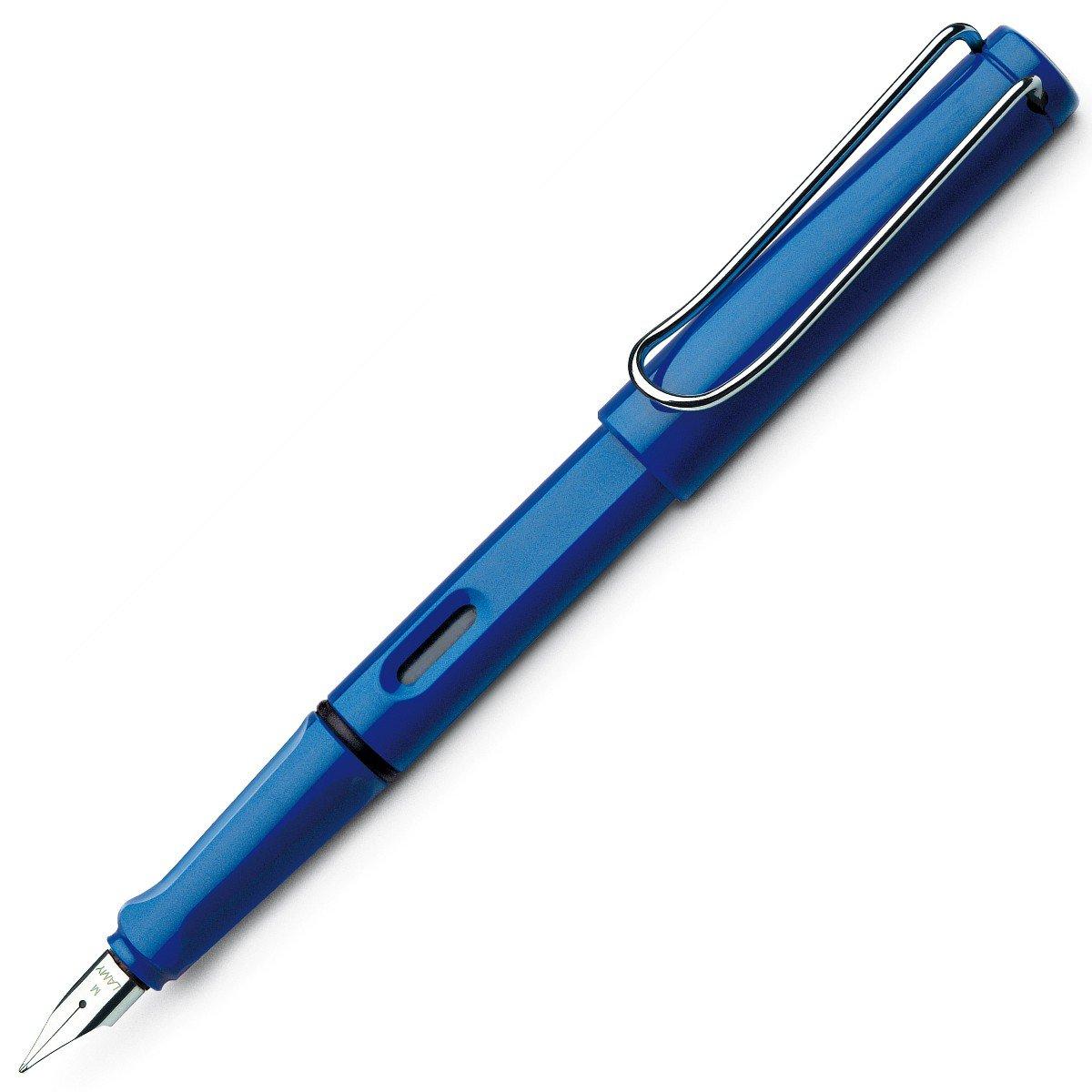 Model 014 LAMY safari Nib Fountain Pen Medium Blue