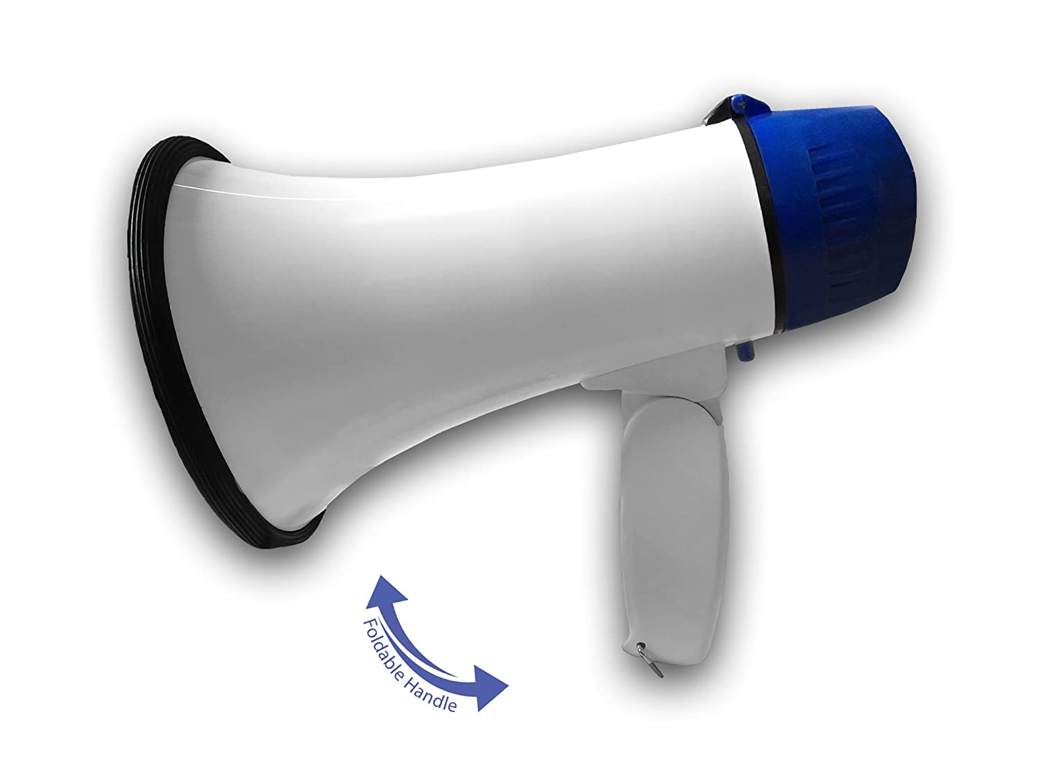 Sports Fans Megaphone with Siren Technical Pro