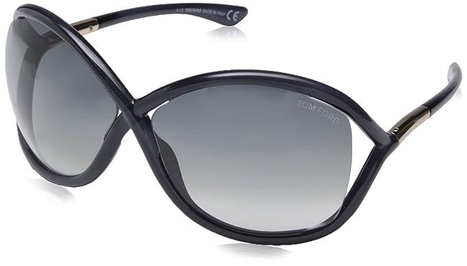 95da16a08184 Amazon.com  TOM FORD WHITNEY TF9 color B5 Sunglasses  Tom Ford  Clothing