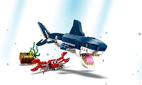 LEGO Creator 3 in Deep Sea Creatures 31088