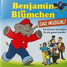 Benjamin Blümchen. Das Musical Hörspiel von Karl-Heinz March, Marcell Gödde Gesprochen von: Jürgen Kluckert, Alexandra Gehrmann, Natascha Cham