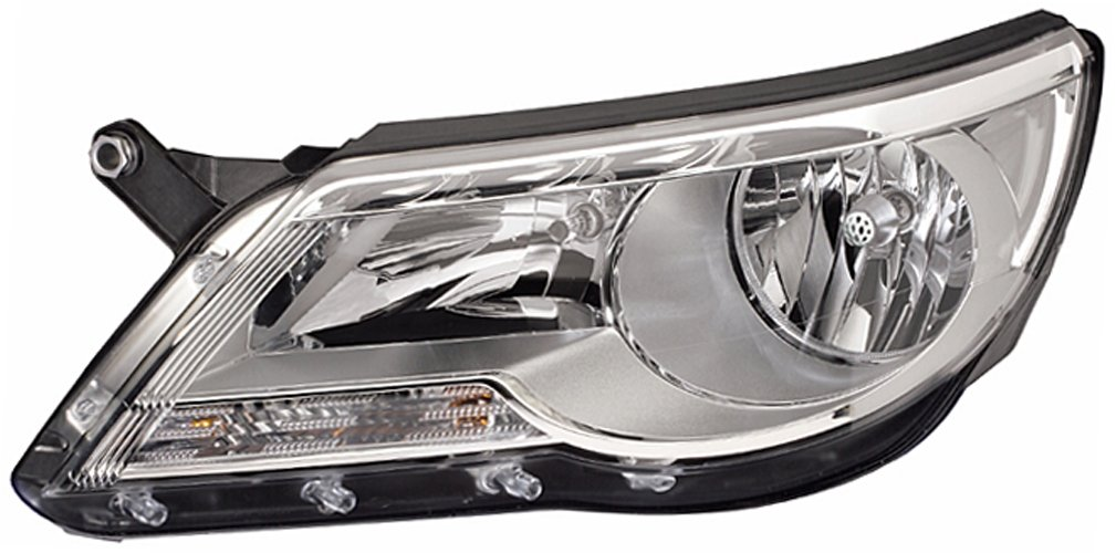 HELLA 247038251 Headlight Assembly