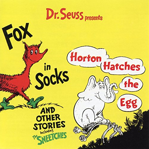 Dr Seuss Presents Fox In Sox Horton Hatches the Egg amp Other Stories