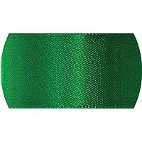 Fitas Progresso CF005-217 Fita de Cetim, 22 mm, 10 m, Verde Bandeira