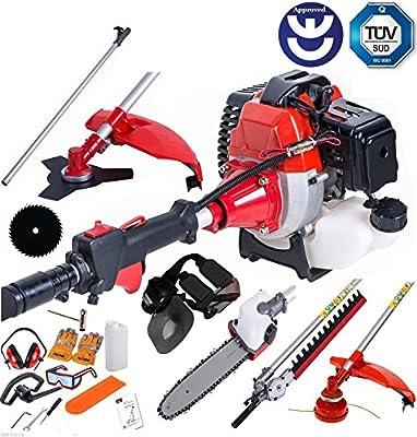 Garden Multi tool Engine 52 CC 2 Stroke Pull start Brush cutter