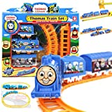 Toys 2 Year Old Boy Best Deals - Thomas Electric Train Set Educational Toys Xmas Gift-track 53cm Baby Kids new